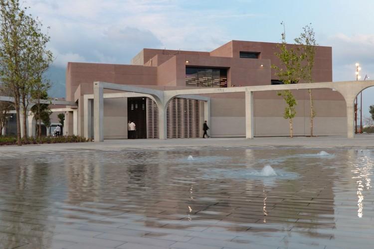 'Edificio Estoa': la nueva obra de Tatiana Bilbao en Monterrey, © Universidad de Monterrey