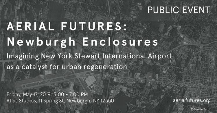 AERIAL FUTURES: Newburgh Enclosures, Background Image - (c) Google Earth