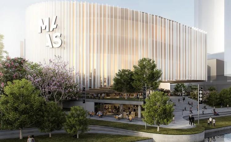 Bernardes Arquitetura, Steven Holl e Carlo Ratti entre os finalistas do concurso Powerhouse Precinct em Sydney, MAAS Project. Image Cortesia de NSW Government