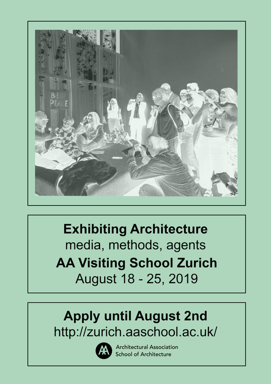 Exhibitions | Tag | ArchDaily
