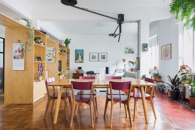 Apartamento Alagoas 14 / vapor arquitetura, © Isadora Fabian