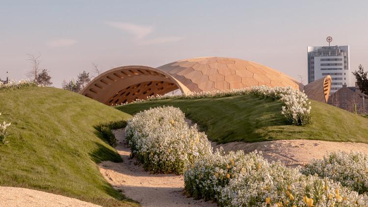 BUGA Wood Pavilion / ICD/ITKE University of Stuttgart, Courtesy of ICD-ITKE