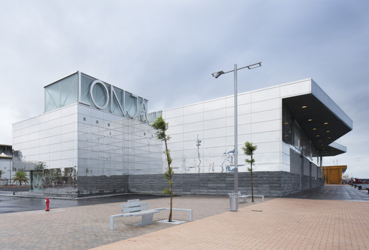 Edificio de Lonja de Pescados / José Alvarez Checa
