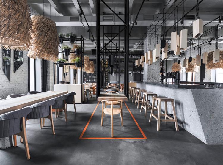 Lodbrok Restaurant / DA architecture bureau, © Sergey Melnikov