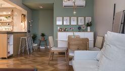 Apartamento ME / Victoria Rizzo Arquitetura