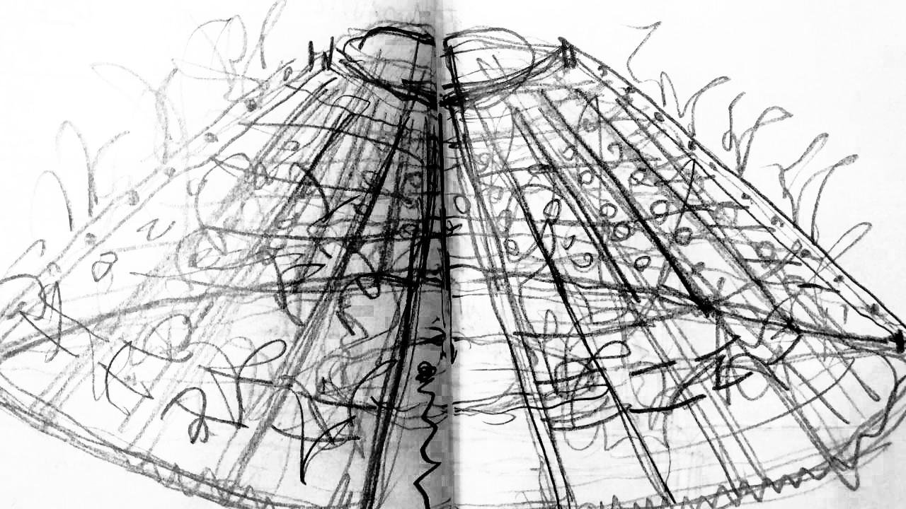 Gaby Carrilo galería de pabellón 1800 / mauricio rocha + gabriela