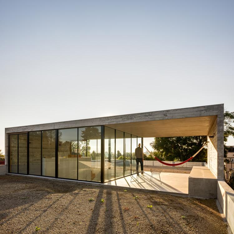 Sierra Fria House / PPAA Pérez Palacios Arquitectos Asociados + Alfonso de la Concha Rojas