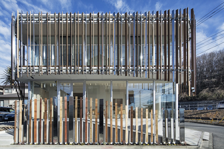 Extension of Oyamagaoka / Aki Hamada Architects, © Kenta Hasegawa