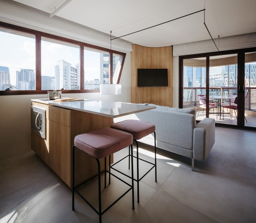 Apartamento AL122 / Gabriela Estefam + Augusto Kenji