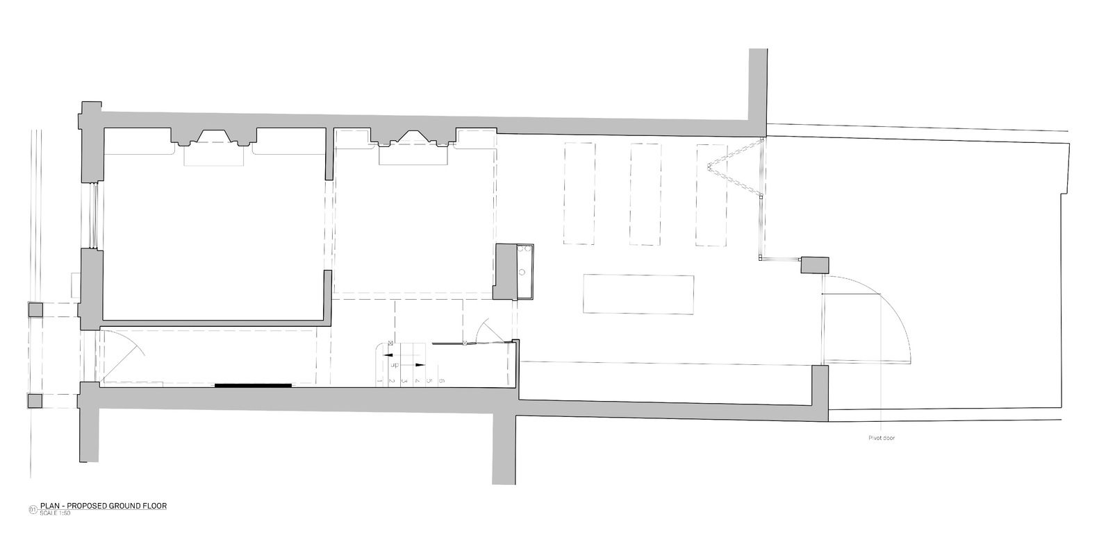 black box apartment / mata architects