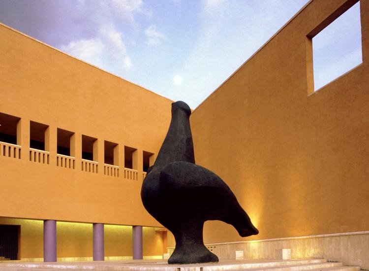 Clásicos de Arquitectura: Museo de Arte Contemporáneo de Monterrey / LEGORRETA, © Lourdes Robles