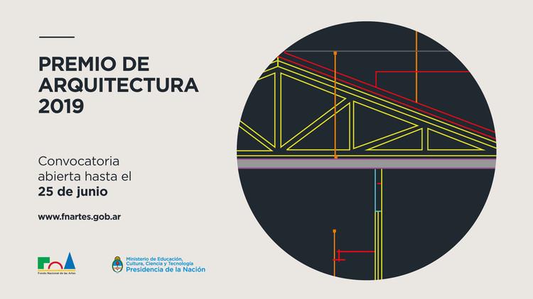 Premio Arquitectura 2019: concurso de espacios culturales del Fondo Nacional de las Artes, Argentina, Cortesía de Fondo Nacional de las Artes