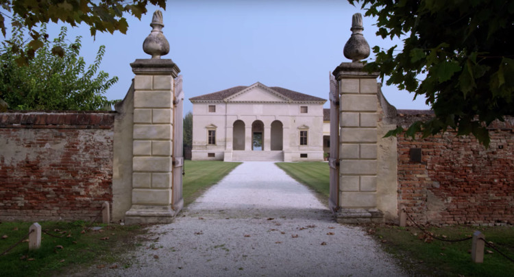 Palladio Film to be Screened in 70 Countries Worldwide, via Magnitudo Film