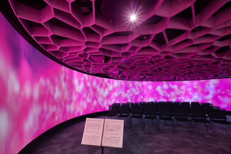 Octave 9: Raisbeck Music Center / LMN Architects, © Benjamin Benschneider