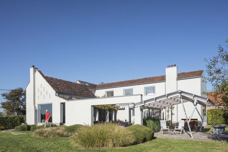 Nico & Hilde House / Atelier Vens Vanbelle, © Tim Van de Velde