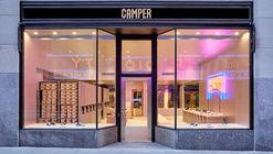 Camper NYC Store / CAMPER + Jonathan Olivares