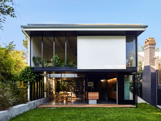 Terrarium House / JOHN ELLWAY. ARCHITECT