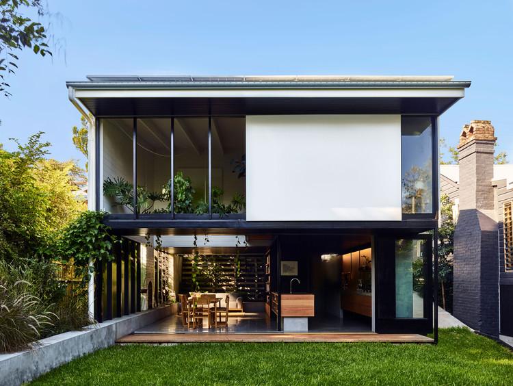Casa Terrário / JOHN ELLWAY. ARCHITECT, © Toby Scott