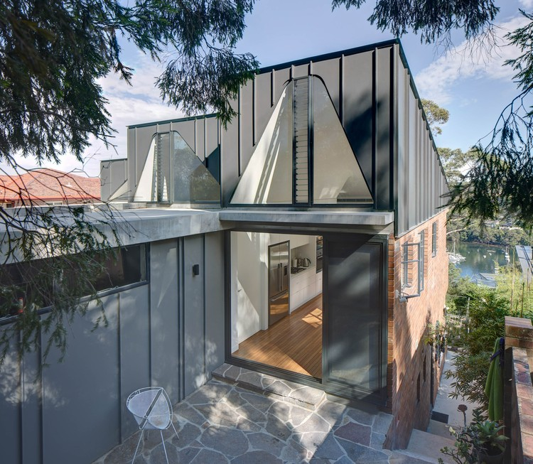 Five Gardens House / David Boyle Architect, © Brett Boardman Photography