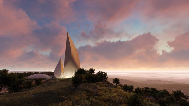 Studio Libeskind revela el proyecto para el Museo de la Humanidad en Kenia, © MAQE