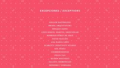 ARQ 92 Excepciones