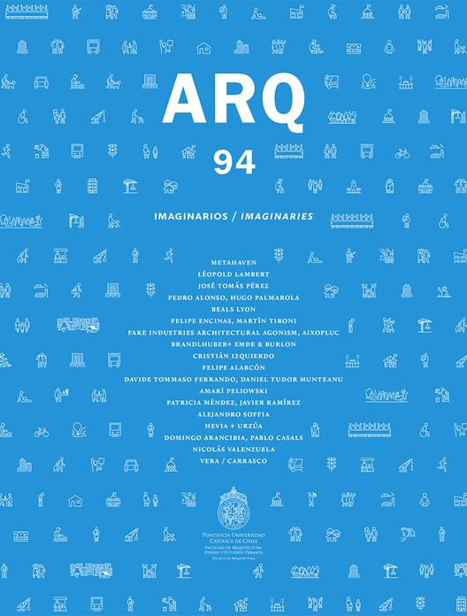 ARQ 94 Imaginarios, Sergio Ramirez