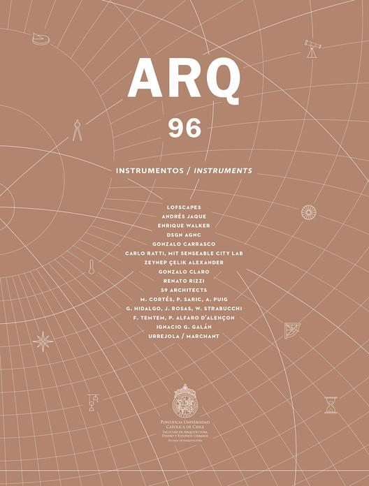 ARQ 96 Instrumentos, Estudio Vicencio