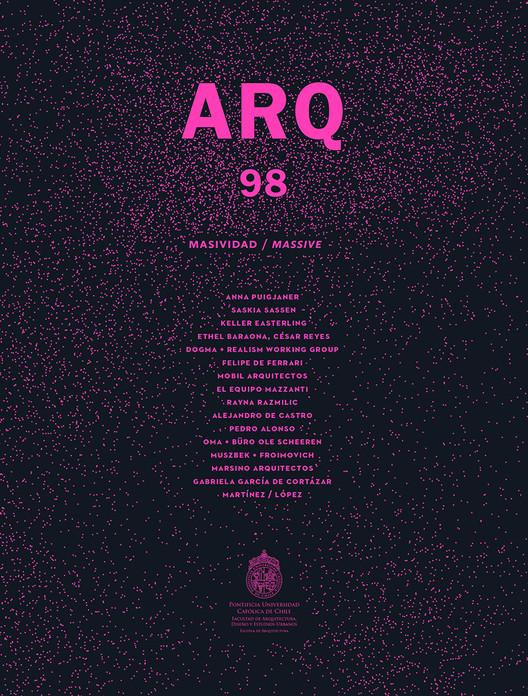 ARQ 98 Masividad, Estudio Vicencio