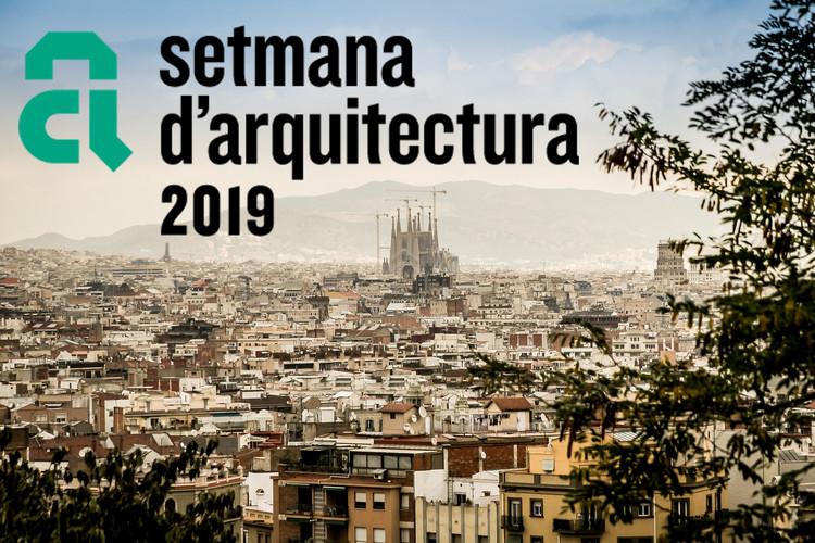 Últimos días de la Semana de Arquitectura 2019 en Barcelona, Cortesía de Ajuntament de Barcelona
