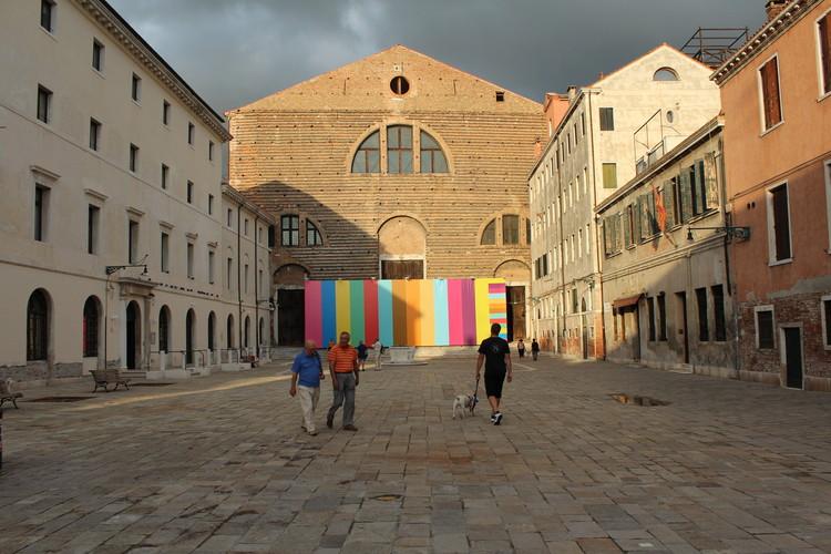 4 pabellones que han representado a México en la Bienal de Venecia, Pabellón permanente de México / 13va Exposición Bienal de Venecia (2012). Image Cortesía de INBA