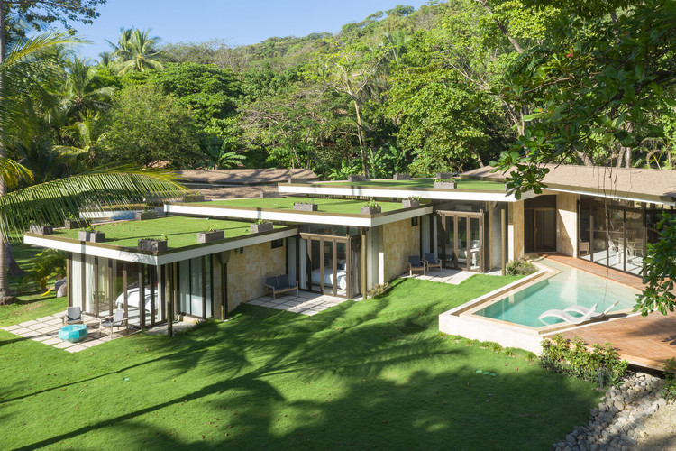 Casa Sare y Casa Caracali / LSD Architects, © Fernando Alda