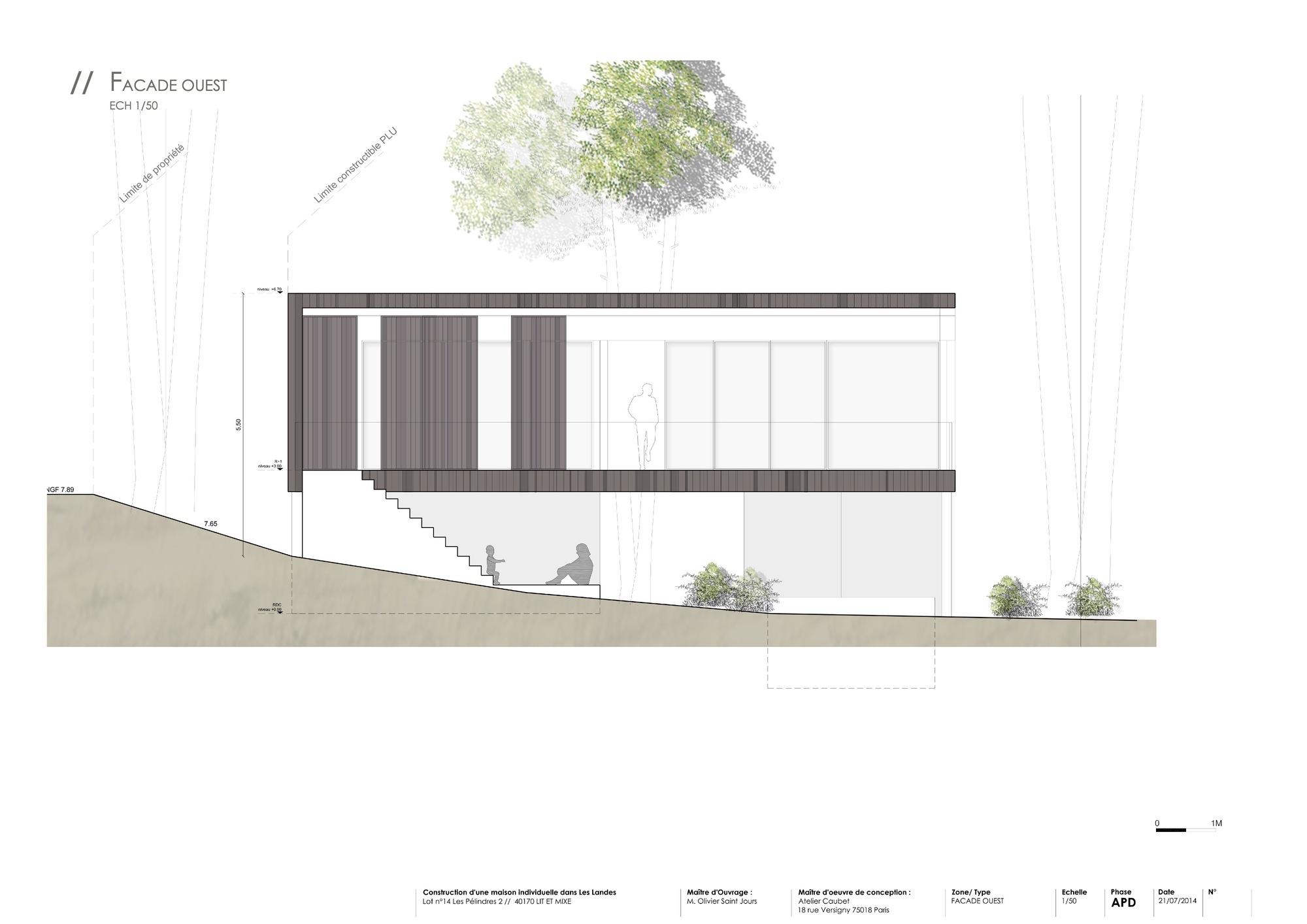 Gallery Of La Maison Des Landes Maud Caubet Architects 20