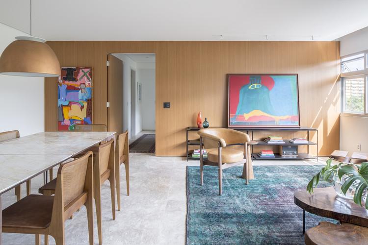 Apartamento Ismenia / Casulo Arquitetura, © Joana França
