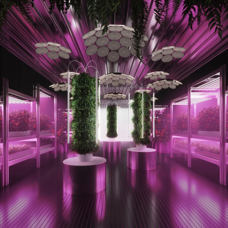 "IKEA and Tom Dixon Explore Urban Farming with ""Gardening Will Save the World"", © Tom Dixon"