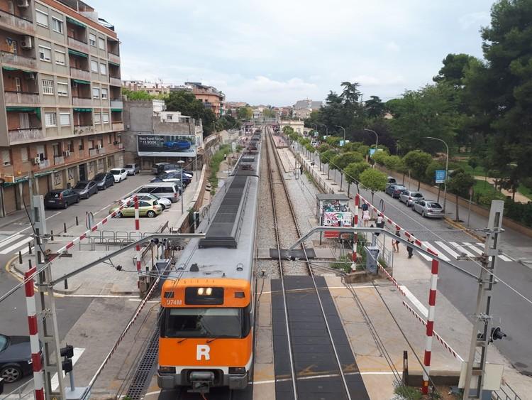 Concurso internacional para el nuevo espacio resultante del soterramiento de las vías del ferrocarril en Sant Feliu de Llobregat, Ajuntament de Sant Feliu