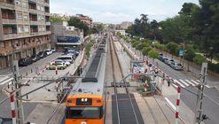Concurso internacional para el nuevo espacio resultante del soterramiento de las vías del ferrocarril en Sant Feliu de Llobregat