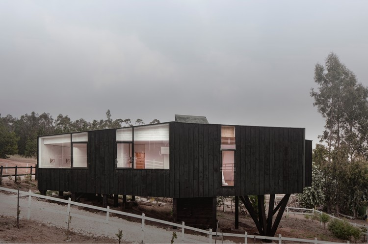 Catalina House / Ignacio Rojas Hirigoyen, © Pablo Casals Aguirre