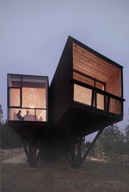 Casa Catalina / Ignacio Rojas Hirigoyen, © Pablo Casals Aguirre
