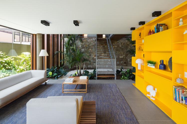 Casa da Quitandinha / 247 Arquitetura, © André Scarpa