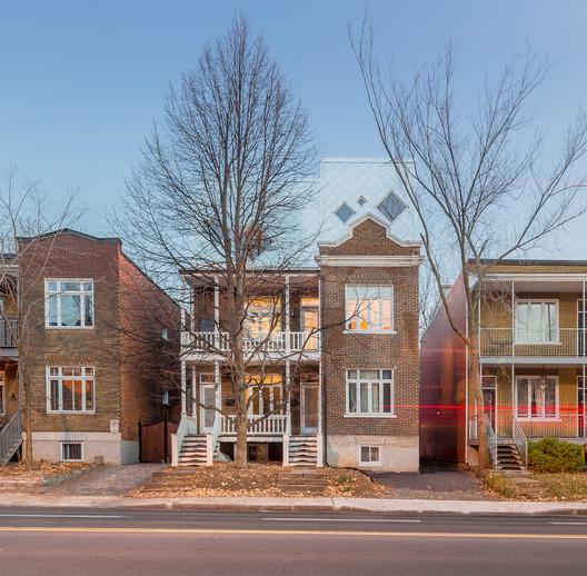 Le Poulailler House / eba architecture