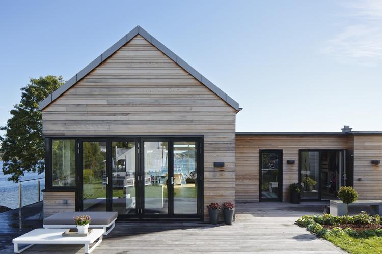 Bolig Ekstrand House / Borve Borchsenius Arkitekter, © Vegard Giskehaug