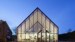 Drongen Furniture Store / WE-S architecten