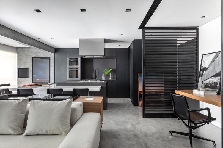 Apartamento LR / UNIC Arquitetura, © Eduardo Macarios