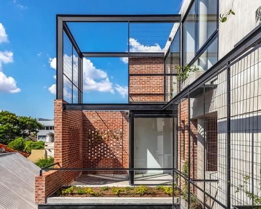 MA 4519 Residential Building / Arqtipo