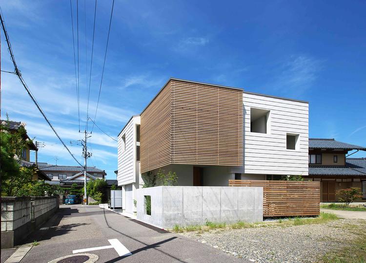 SA House / Takeru Shoji Architects, © Koichi Satake