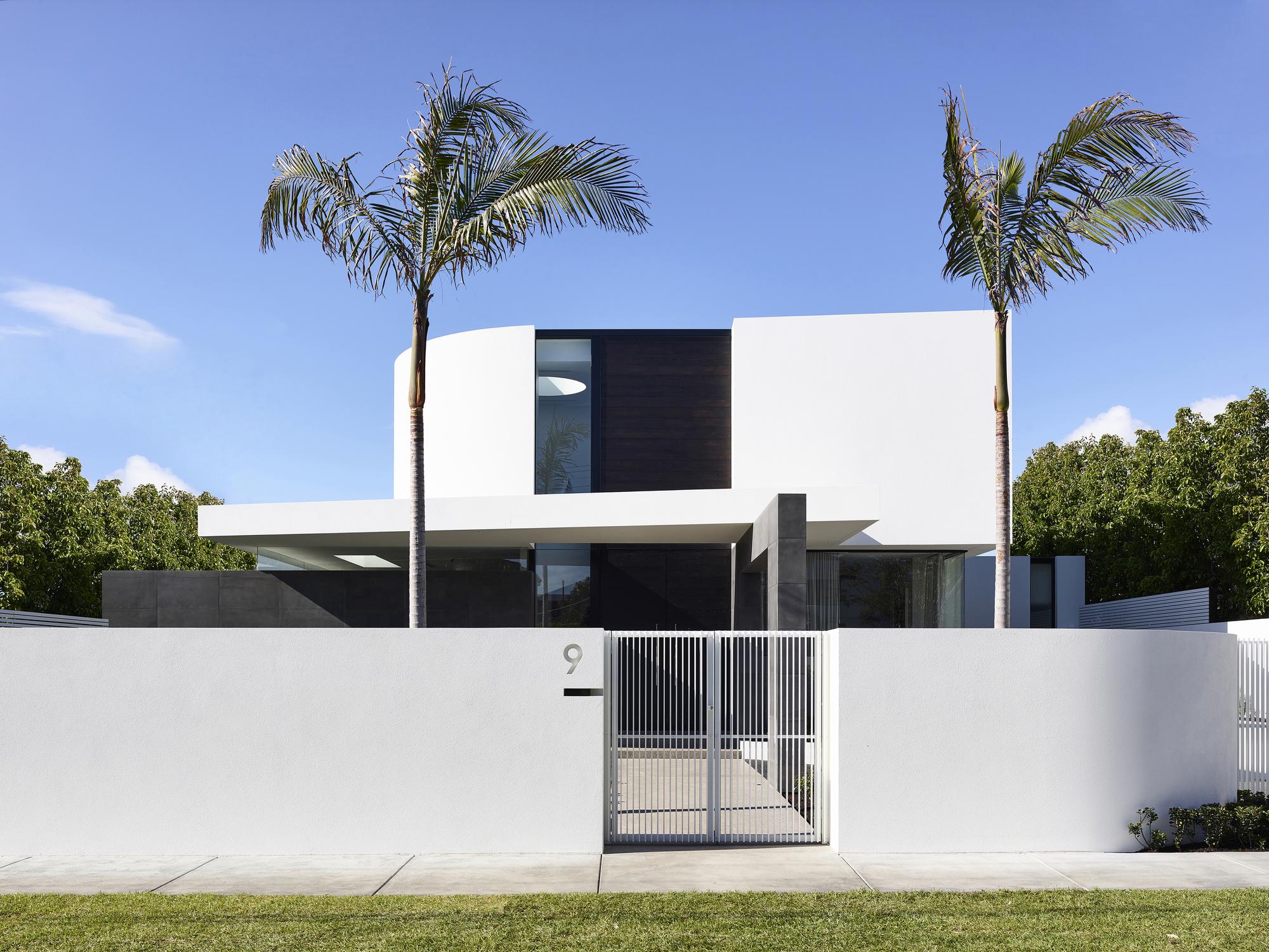 Resort House / Martin Friedrich Architects