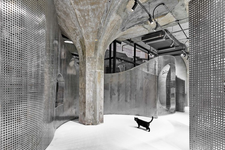 The Animal Backbone / I.F.S.E. SPACE CREATIVE LAB, Memorial. Imagem © Zheng Shi