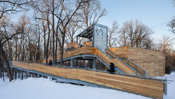 Manitoboggan Slide / Public City Architecture