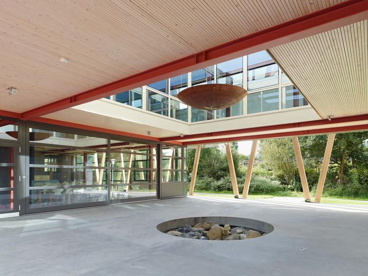 Haus der Schüler / Metaraum Architekten BDA, © zooeybraun FOTOGRAFIE