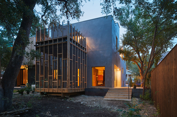 Casa en David Street / Murray Legge Architecture, © Leonid Furmansky